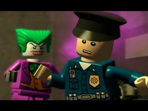 LEGO Batman: The Video Game Walkthrough - Villains Episode 3-3 - The Joker