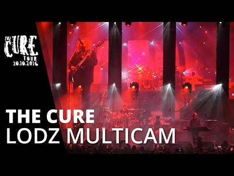 The Cure - Lovesong * Live in Poland 2016 HQ Multicam
