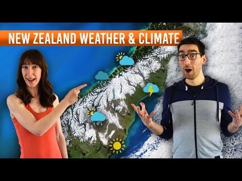 New Zealand Climate: What is the Weather Like in New Zealand?
