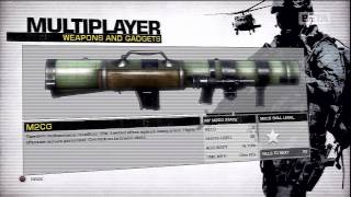 battlefield bad company 2 β all weapons gadgets specializations 1 2 true hd quality