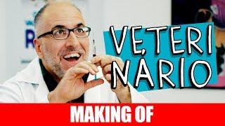 Vídeo - Making Of – Veterinário