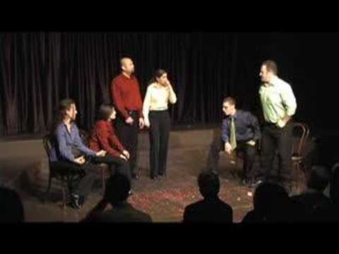 """""""Beefsoy"""" by Elizabeth McQuern - Second City Chicago"""