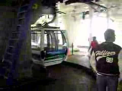 Caracas Cable Car Part I