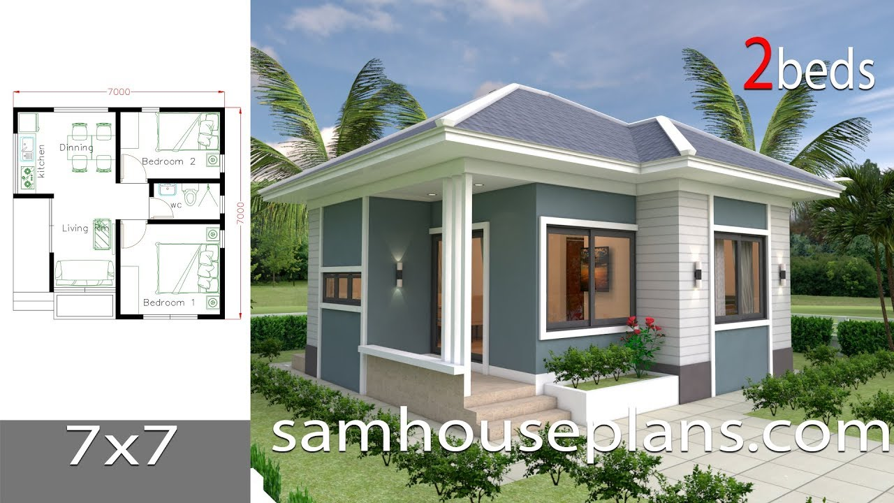 Maramani Small 2 Bedroom House Plans And Designs Novocom Top