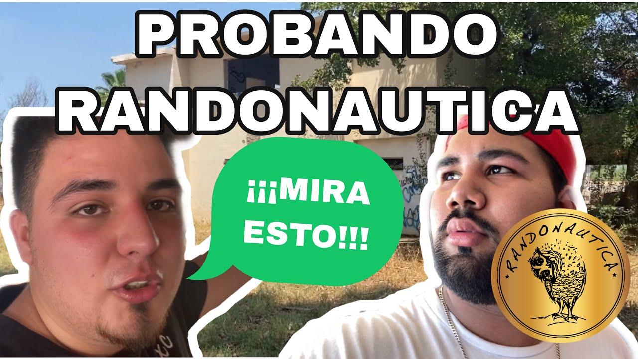 """Download Así es COMO SE USA RANDONAUTICA / Exploración URBANA en MEXICO😱 *NOS ASUSTAMOS bastante""""😰 // GASEK"""