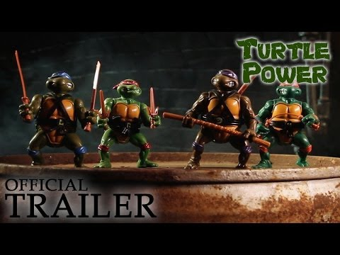 Turtle Power - Official Trailer (HD)