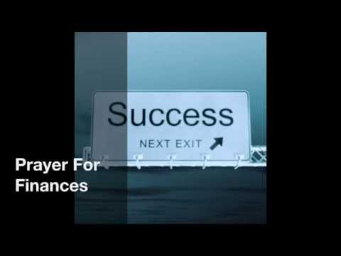 Prayer For Finances || Prosperity and Financial Release