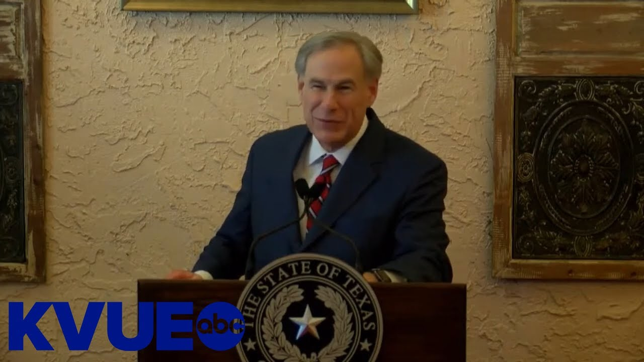 Texas Gov. Greg Abbott Threatens To Fine Local Officials And Businesses That Enforce Mask or Vaccine