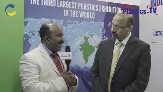 An exclusive interview with Mr. Ravish Kamath at IndPlas 2018, Kolkata. www.ModernPlastics.TV