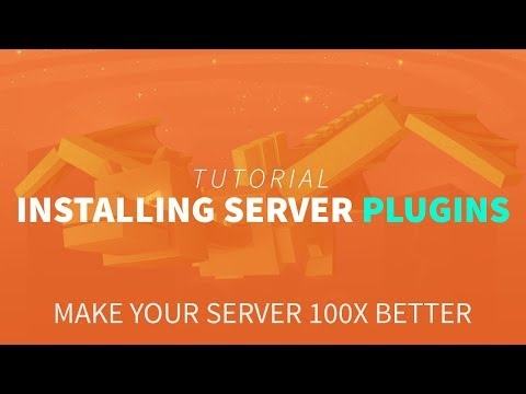 How To Install Plugins To Your Minecraft Server
