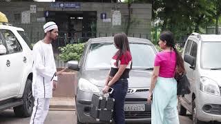 Pagal Kaidi Prank  Bharti Prank  Raju bharti