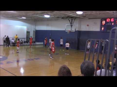Wayne Memorial vs Allen Academy  2016 Detroit High School Summer League