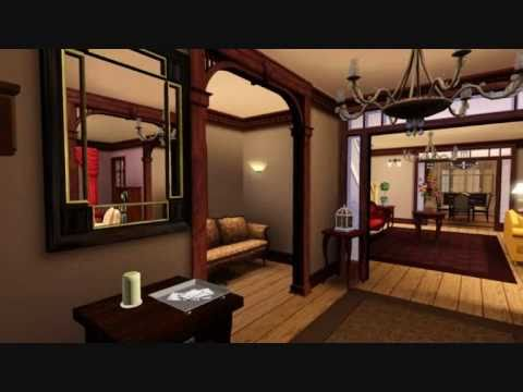 sims 3 charmed house - youtube