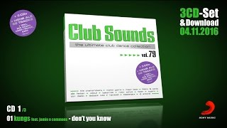 Club Sounds Vol.79 (Official Minimix)