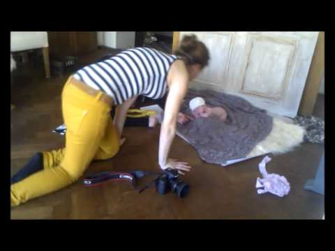 Behind The Scenes With Bydianne Photography Newborn
