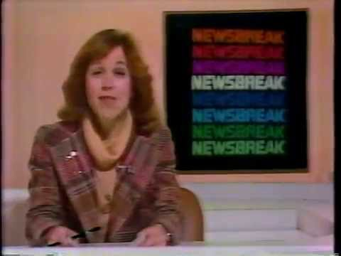 October 27 1979 Cbs Newsbreak With Stephanie Shelton