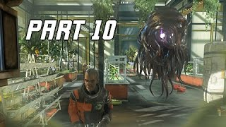 PREY Walkthrough Part 10 - Arboretum (1440p PC Gameplay Ultra Let