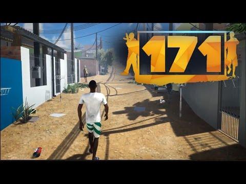 INSANO! UM GAMEPLAY DO JOGO BRASILEIRO 171!