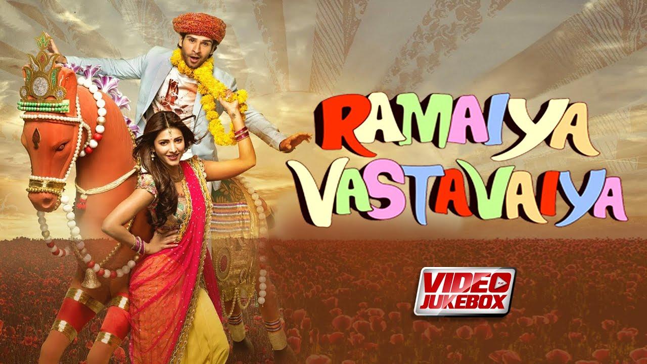 Download Ramaiya Vastavaiya Video Jukebox | Full Songs | Girish Kumar | Shruti Haasan | Prabhudheva