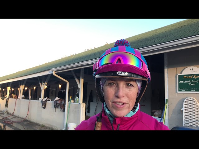 Breeders' Cup Distaff watch: Sophie Doyle on Street Band