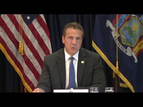 Governor Cuomo Addresses Federal Administration's Tax Plan and Its Impacts on New York State