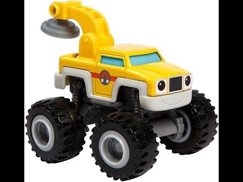 Nickelodeon Blaze et le Monster Machines Ferris Vehicle, pour les enfants