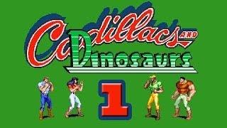 Cadillac and Dinosaurs E1 Ritorno Bambino!