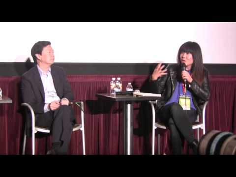 Dr. Ken Panel Discussion at the 2015 San Diego Asian Film Festival 2015