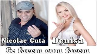 DENISA si NICOLAE GUTA - Ce facem cum facem (audio)