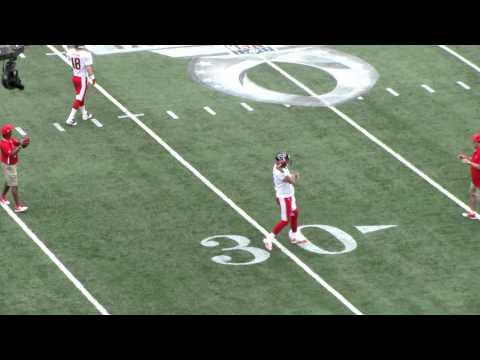 Peyton Manning in the 2013 NFL PRO BOWL