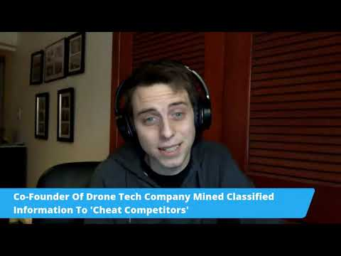 Dissenter Weekly: Crooked ICE Union Deal, Drone Company Co-Founder Abused Access To Classified Info