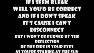 The Offspring - Staring At the Sun (Lyrics)