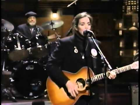 Nanci Griffith & The Crickets - Well, All Right [1-29-96]