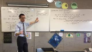 Proving Harder Binomial Identities (3 of 3: Finding a pattern in the expression and prove identity)