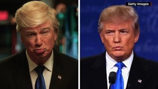 Alec Baldwin to channel his inner Trump