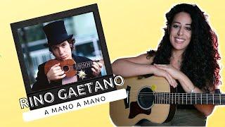 A mano a mano (Rino Gaetano) - MARA BOSISIO