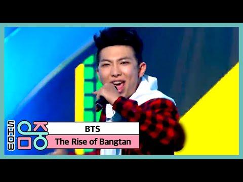 [HOT] BTS - The Rise of Bangtan, 방탄소년단 - 진격의 방탄, Show Music core 20131109