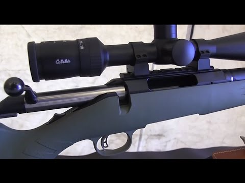 Review Ruger American Predator Rifle Youtube