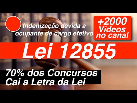 Lei 12855 -
