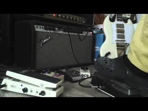 How to... Jimi Hendrix's Sound... my way...