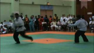 Indian Martial Arts - Silambam.wmv