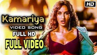 Kamariya Full hd Song Nora Fatehi | Stree | Ashta Gill | Rajkumar Rao