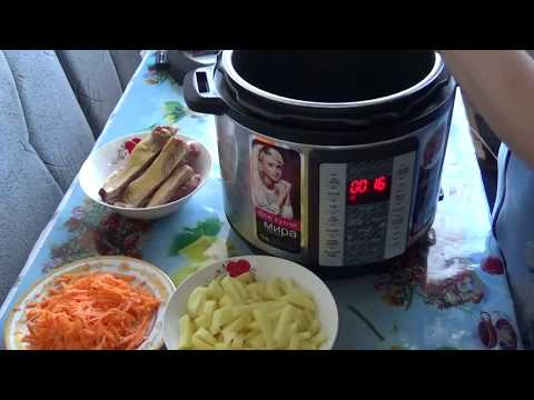Суп гороховый с копченостями пошаговый рецепт в мультиварке редмонд