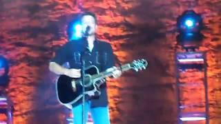 Blake Shelton at the Colorado State Fair 8-28-10
