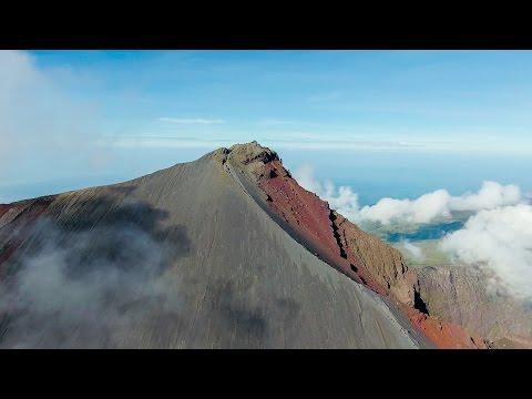 Incredible Indonesia - Mt. Rinjani, Lombok Island