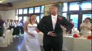The ORIGINAL YouTube surprise first wedding dance (T&A)