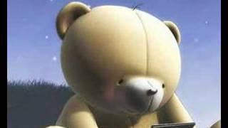 Miss you-teddy bear