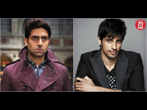 Abhishek Unhappy With His Role In 'Manmarziyan'? | Sidharth Unsure About Captain Batra's Biopic?
