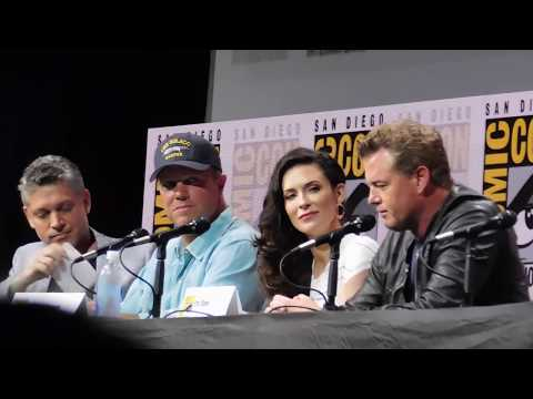 Last Ship panel @ SDCC 2017 (Eric Dane, Adam Baldwin)