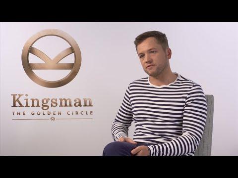 'Kingsmen' stars choose their fantasy secret hide-outs